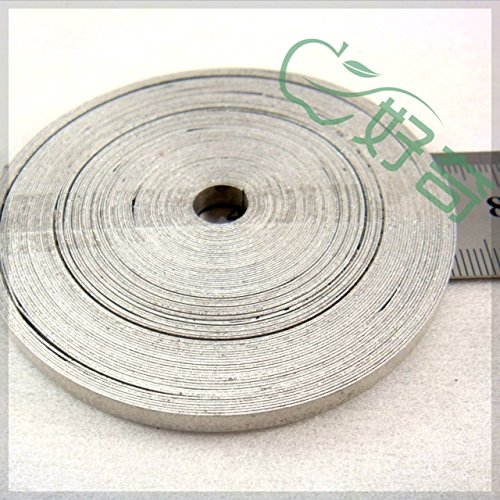 1 rollo de cinta de magnesio Mg alta pureza de laboratorio Productos químicos 99,95% 70 pies 25g para laboratorio Químicos Prueba Experimento: Amazon.es: ...