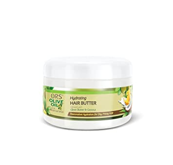 Olive Oil For Naturals Hydrating Hair Butter by Ors Black Olive Oil
