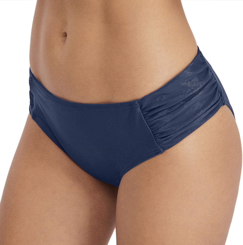 AONTUS Womens Swimsuits 2 Piece Plus Size Swimwear for Women Body Swimming Suits Boycut