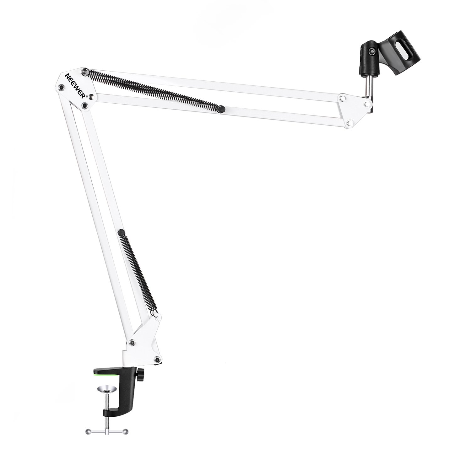 Broadcasting Microphone Suspension Scissor Extended Image 1
