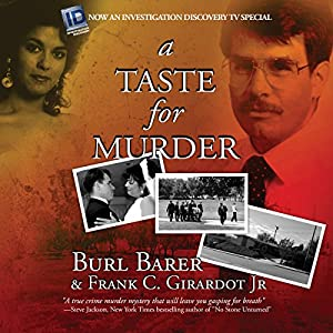 A Taste for Murder Audiobook