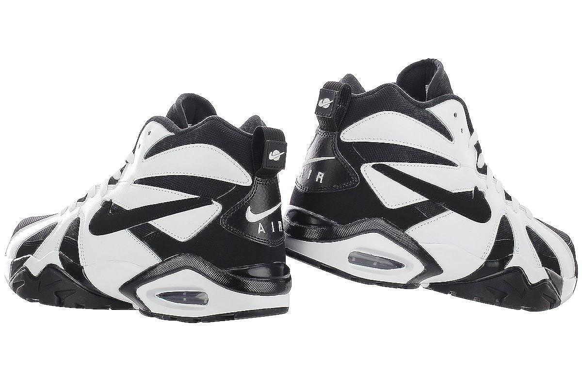 huge discount bcf38 c4fb3 Nike Air Diamond Fury 96 724971-001 Black Black   White 8 D(M) US Men   Amazon.ca  Shoes   Handbags