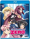 Familiar of Zero Season 2: Knight of the Twin Moons Complete Collection [Blu-Ray]