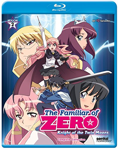 Familiar of Zero: Knight of the Twin Moons -