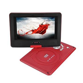 Richer-R Reproductor de DVD Portátil, Lector Player DVD/CD ...