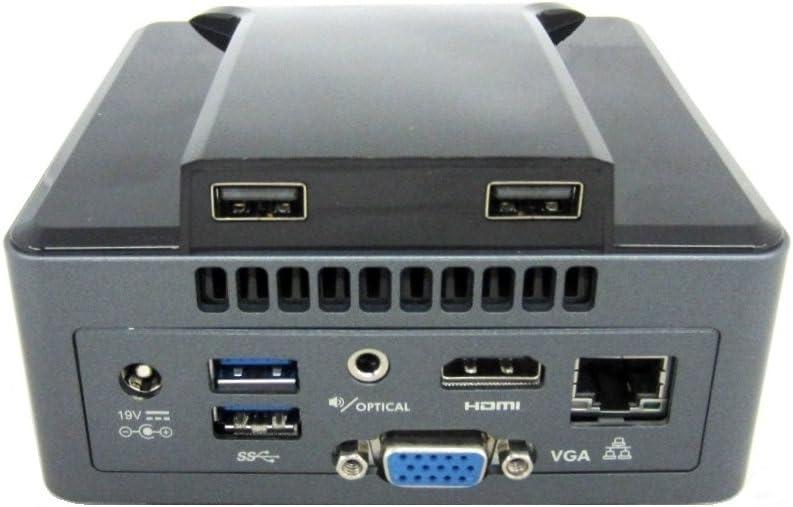 Intel NUC 7th Gen LID with Dual USB 2.0 Ports