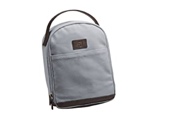 FootJoy Canvas Golf Shoe Bag (Grey)  Amazon.co.uk  Sports   Outdoors 66667a8032