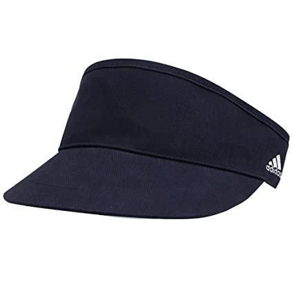 Amazon.com   adidas Golf Performance High Crown Front Hit Visor ... 4cde5b1f3e6