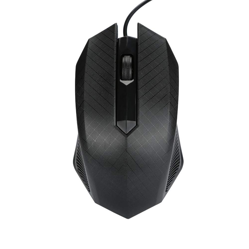 Dual-Mode Gaming Mouse Four Level 2500DPI Wired//Wireless Adjustable dpi Office Mice,AcisuHu