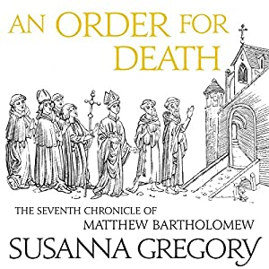 An Order for Death Audiobook