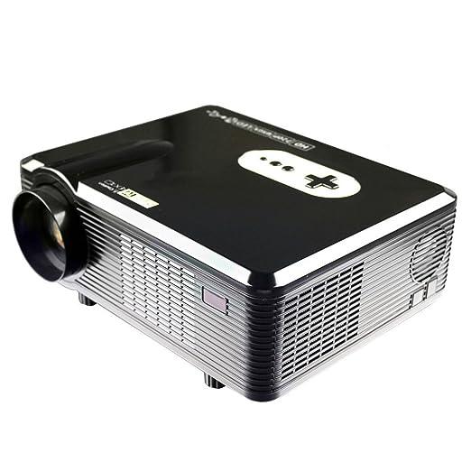 225 opinioni per Excelvan 3000 Lumens HD LED Portatile Proiettore 3D Home Theater HDMI VGA / USB