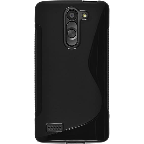 Amazon.com: PhoneNatic Silicone Case Compatible with LG L ...