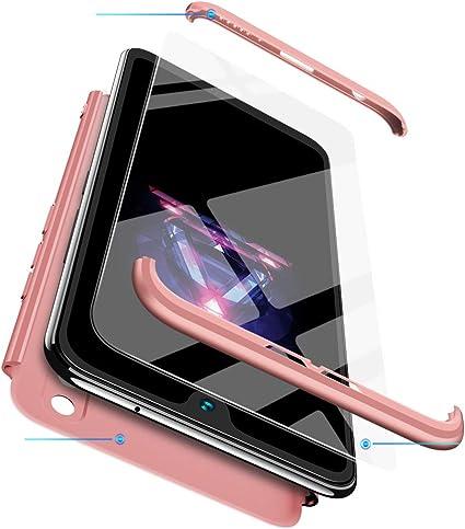 Cover rigida in vetro per iPhone 8 e iPhone 7
