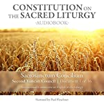 Constitution on the Sacred Liturgy (Sacrosanctum Concilium), Document 1 of 16 Documents from the Second Vatican Council  | The Second Vatican Council