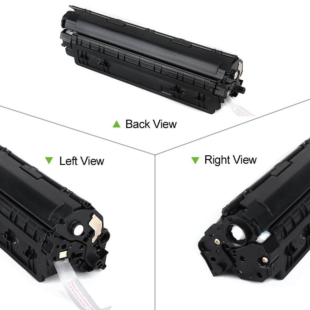 Aztech 2 Pk 1600 Pages Yield Compatible For Hp 85a Toner Laserjet P1102 M1132 Ce285a P1102w Cartridge M1212nf