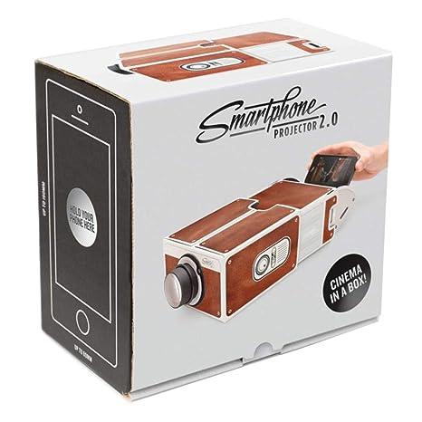 Amazon.com: JCOCO - Mini proyector para teléfono móvil ...