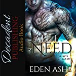 All I Need: Spirits of Laken, Book 1 | Eden Ashe