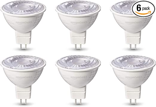 Amazon.com: AmazonBasics - Bombilla LED regulable de 10 000 ...