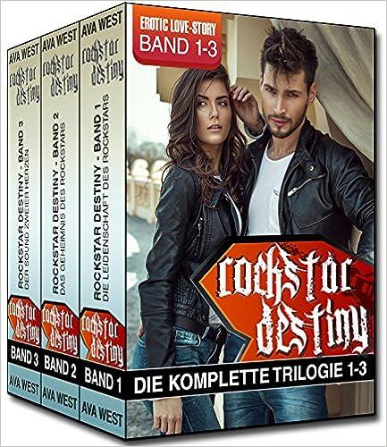 Rockstar Destiny Trilogie