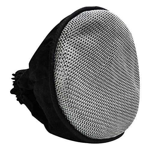 Curly Hair Dryer Diffuser Attachment | Metal Mesh Technology Delivers Softer Diffused Heat Perfect for Curly and Wavy Hair Type | Universal Fit Travel Size | M Hair Designs