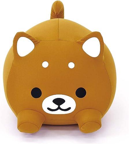 Cushion MOGU Doggie Shiba inu brown