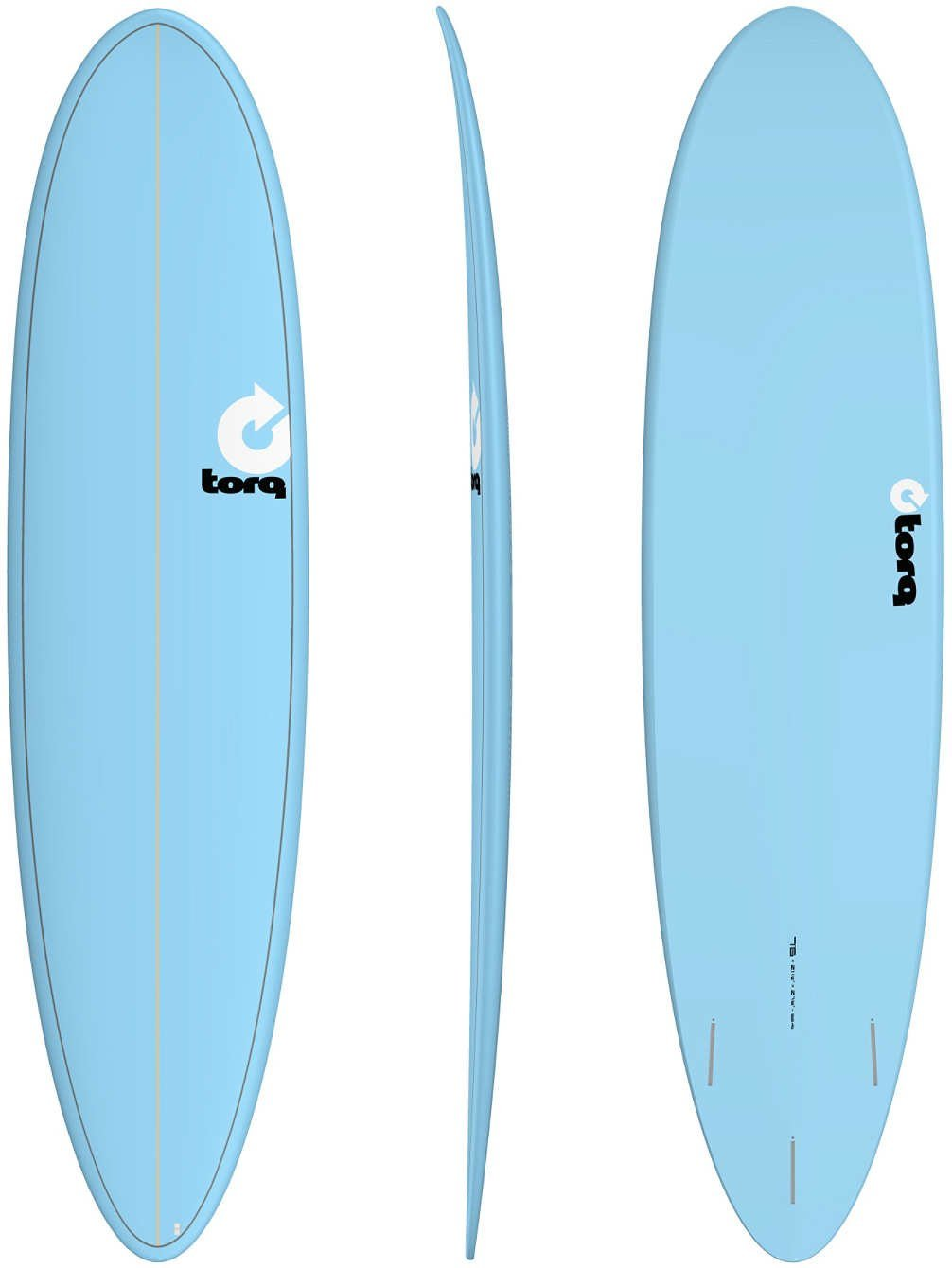 Tabla de Surf Torq epoxy Tet 7.6FUN Board Blue: Amazon.es: Deportes y aire libre