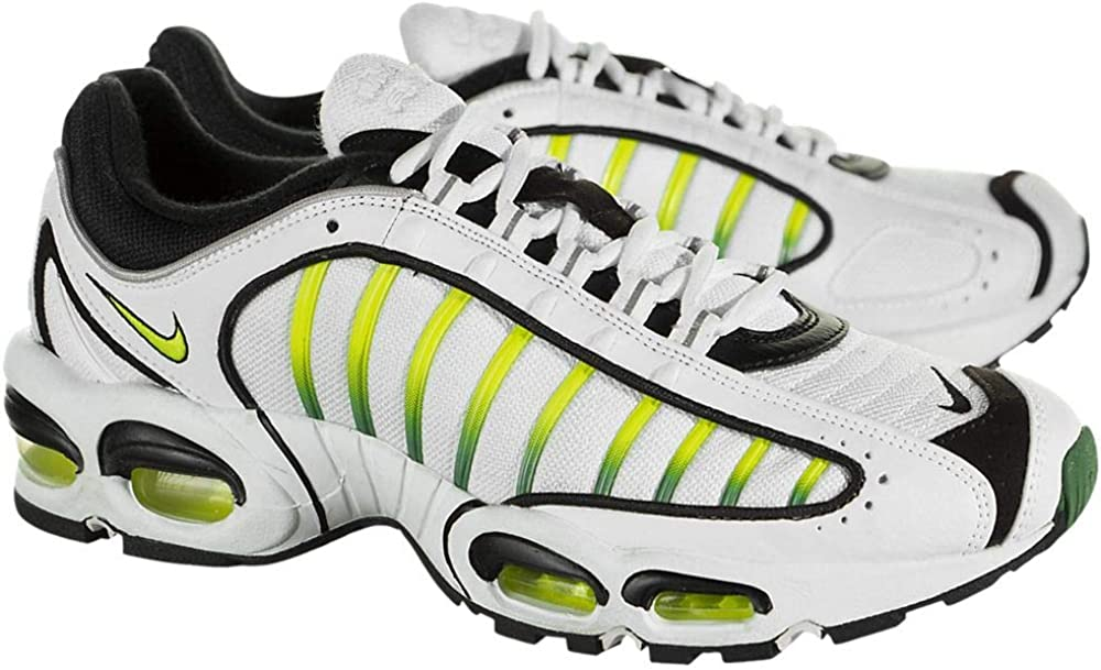 Nike Herren Air Max Tailwind Iv Leichtathletikschuhe Mehrfarbig White Volt Black Aloe Brown 000
