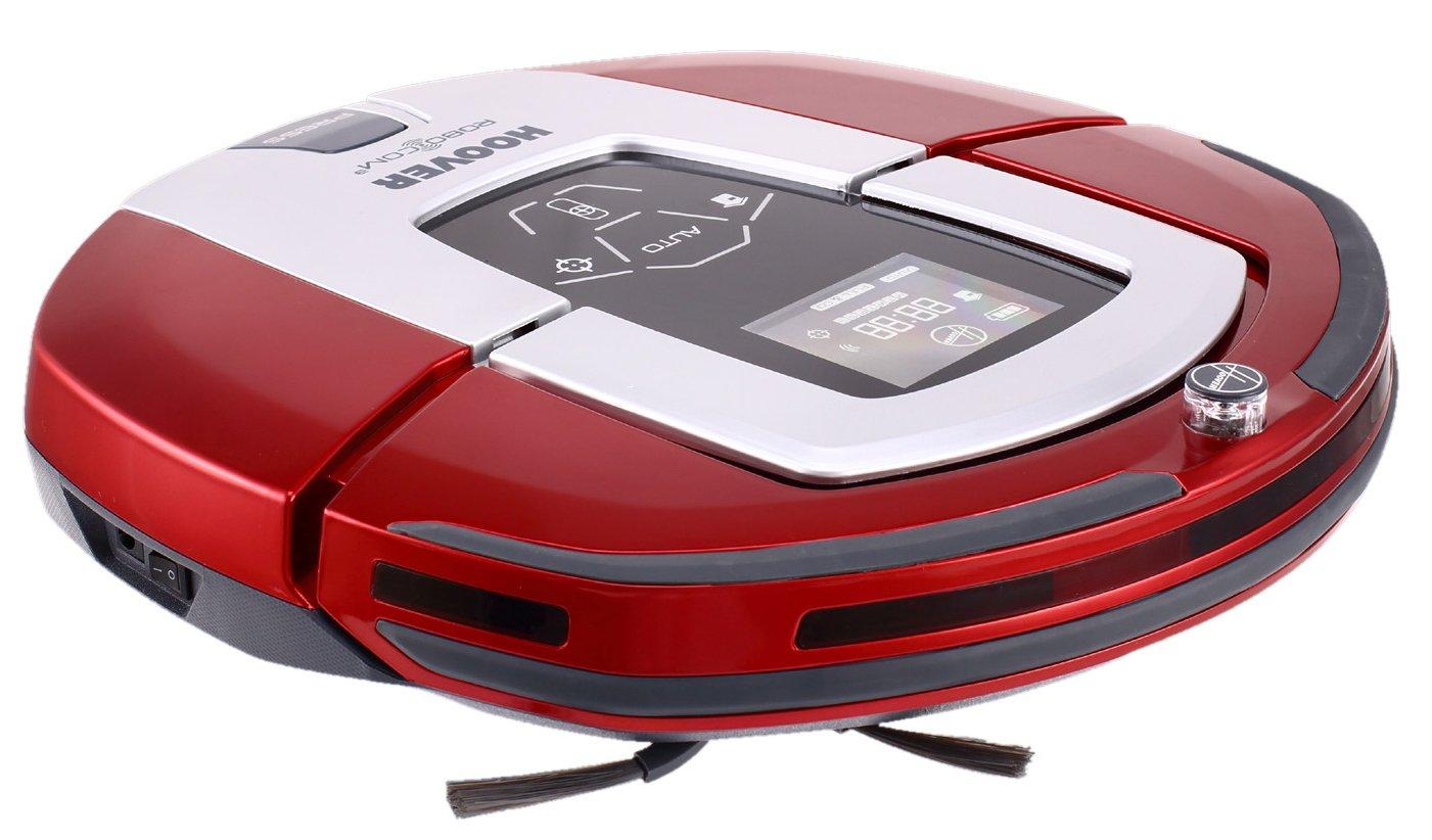 Hoover 39001114 Robo.COM3 RBC 040-Robot Aspirador Ultra Delgado ...