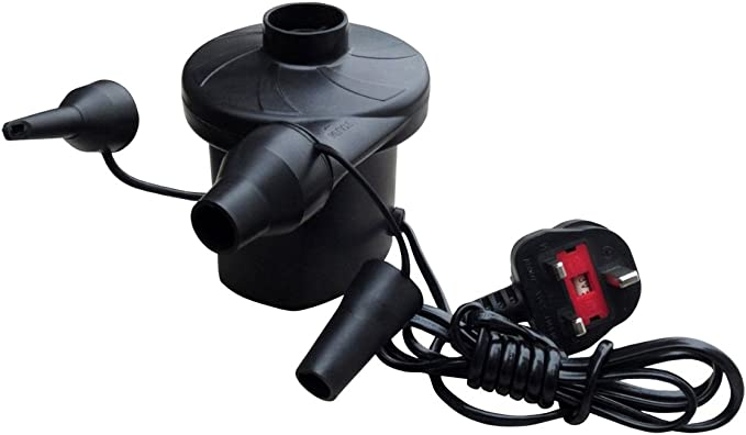 matelas /& jouets UK Janoon Ltd 240 V électrique Pompe à Air pour Gonflable Piscine