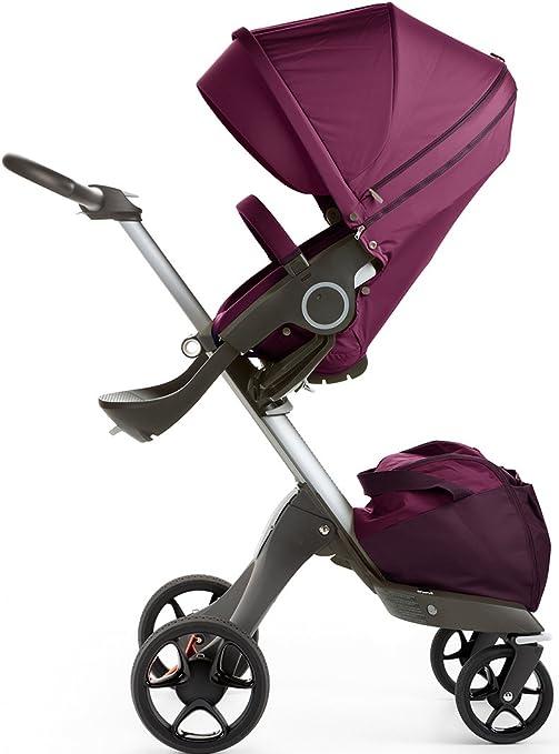 Stokke - Silla de paseo xplory v5 púrpura: Amazon.es: Bebé