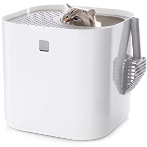 7. Modkat Top-Entry Litter Box