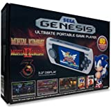 Console Sega Megadrive Ultimate Portable Game Player + Port SD - édition Mortal Kombat