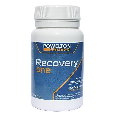 Recovery One - Lucha Contra El Insomnio - améliore la calidad del sueño - 60 Cápsulas: Amazon.es: Salud y cuidado personal