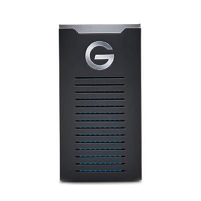 G-Technology 2TB G-DRIVE mobile SSD Durable Portable External Storage
