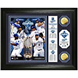 "MLB Kansas City Royals 2015 World Series Champions ""Banner"" Gold Coin Photo Mint"