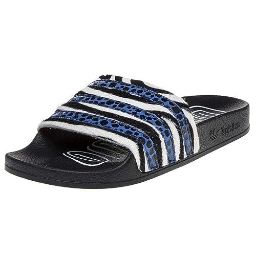 e68ba284 Adidas Originals Men's Adilette Slide Sandal Red: Amazon.ca: Shoes ...