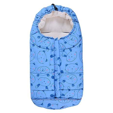 Xinvision Saco de Dormir para Cochecitos de Bebé - Saco de ...
