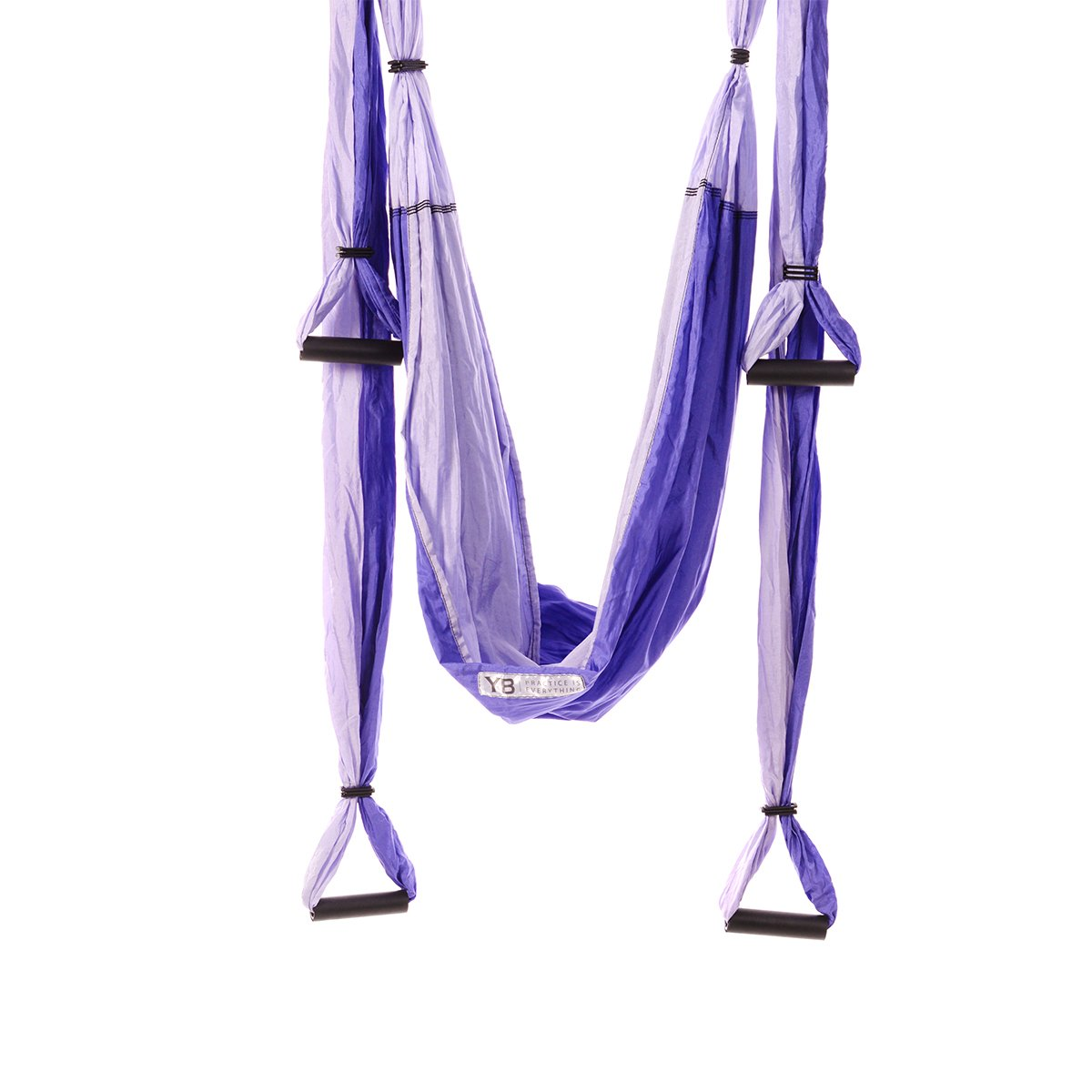 YOGABODY Bundle - 2 Artículos: Yoga Trapecio púrpura & Yoga ...