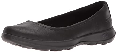 GOwalk Lite Gem Ballerina Shoes Black