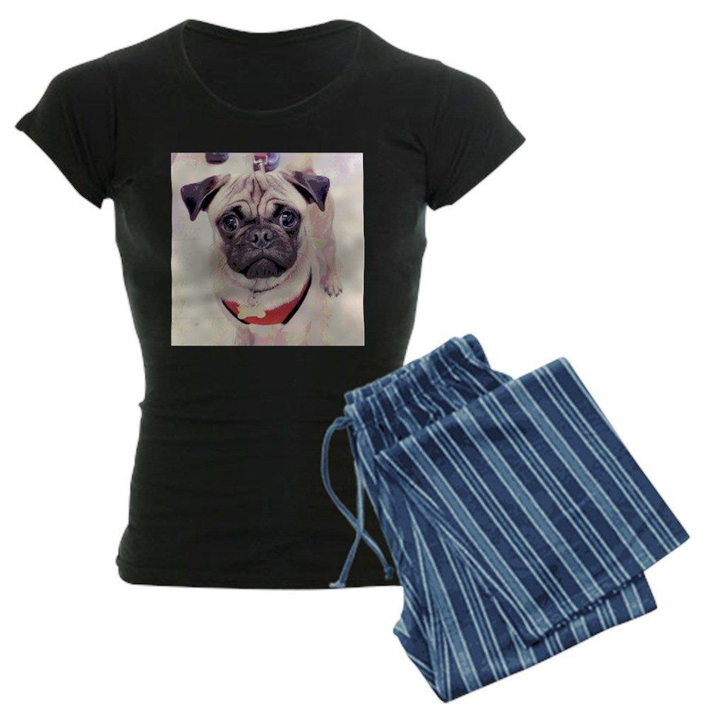 CafePress - Adorable Pug Puppy Pajamas - Womens Pajama Set