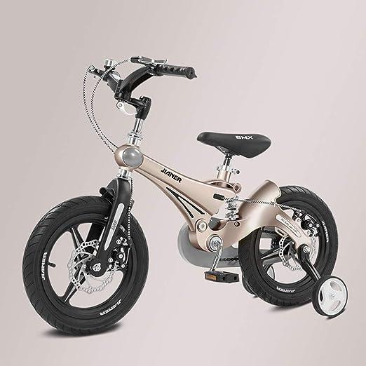 VANYA Bicicleta de los niños 12/14/16 Pulgadas Muelle del ...