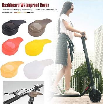 Dashboard Panel Waterproof Protecter Cover For Ninebot ES1 ES2 ES3 ES4 Scooter