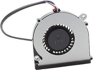 DBParts CPU Cooling Fan for HP 260 G1 DM PC, P/N: 795307-001 6033B0025301 KSB0405HB-AL72, 4Pin 5V