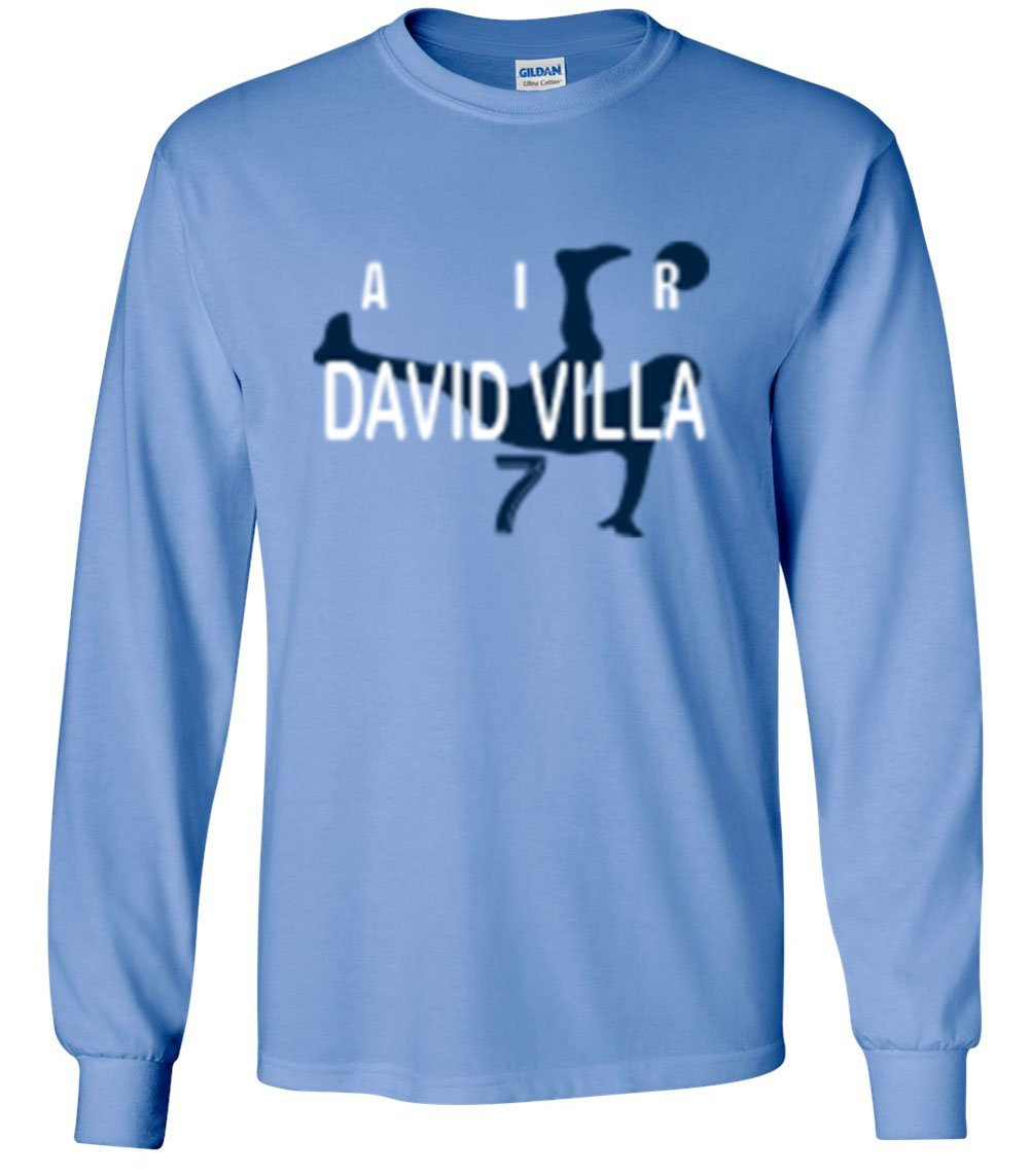 The Silo Long Sleeve Carolina New York City AIR Villa T-Shirt