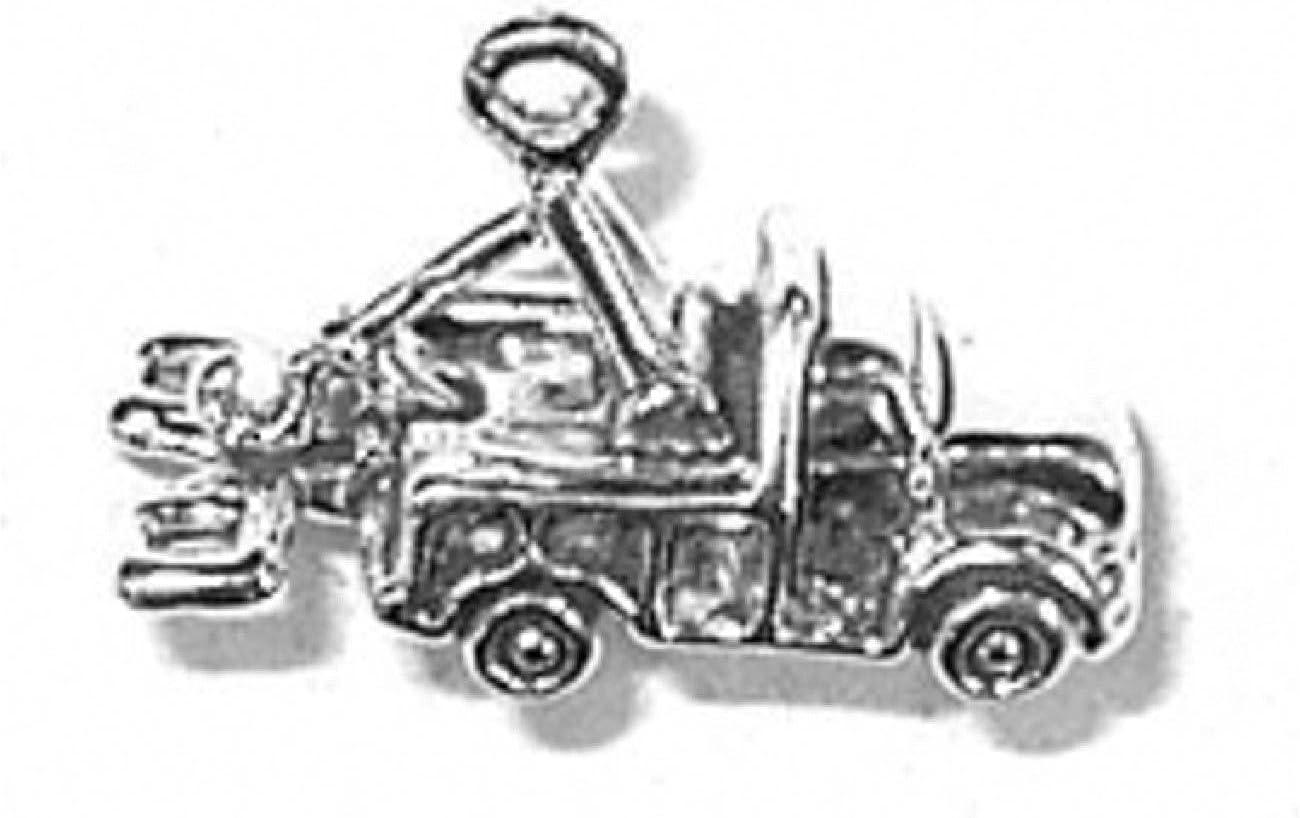 DiamondJewelryNY Sterling Silver V Script Initial