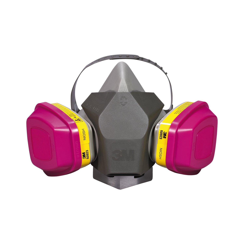 3M 62023DCA1-C Professional Multi-Purpose Respirator, Medium by 3M Safety (Image #2)