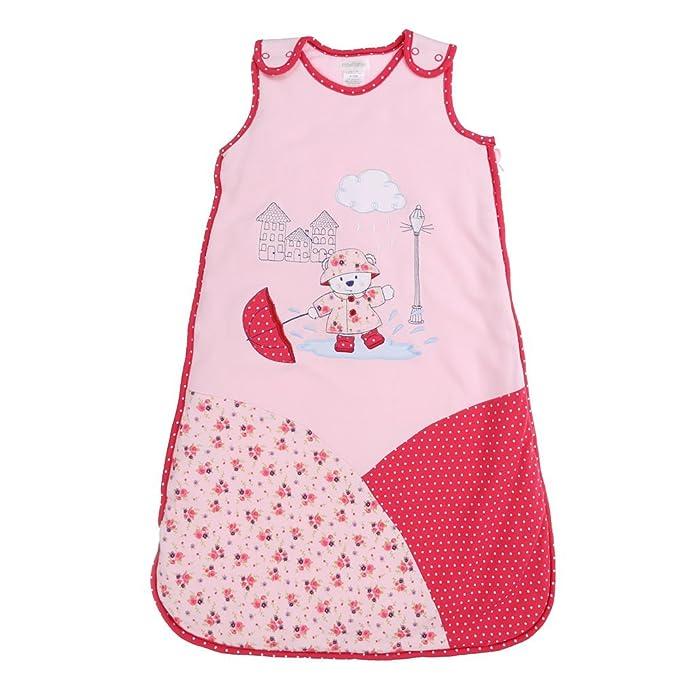 Ital-Design - Saco de dormir - para bebé niña rosa 92: Amazon.es: Ropa y accesorios