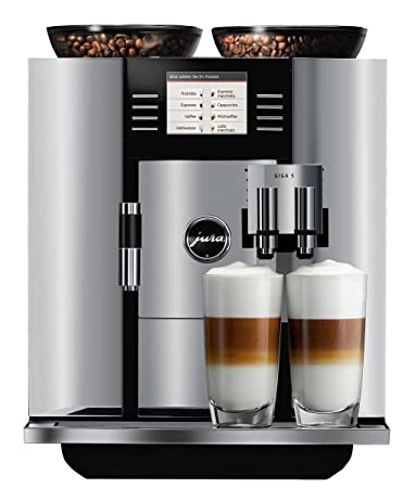 amazon com jura 13623 giga 5 automatic coffee machine aluminum