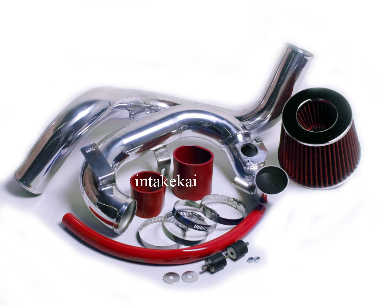 Performance Cold Air Intake for 2000-2005 TOYOTA ECHO 1.5L l4 ENGINE RED
