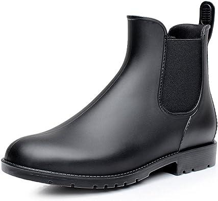 smiry Women's Short Rain Boots